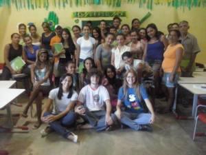 GRUPO PET - Assentamentos São Manoel e São Sebastião